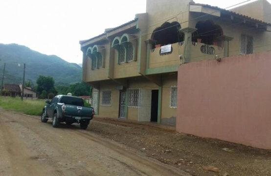 Casa en Barrio El Campo, Catacamas
