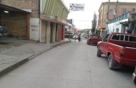 Terreno Comercial, Centro de Juticalpa