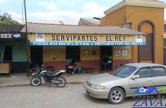 Casa en el Boulevar Las Acacias, Catacamas