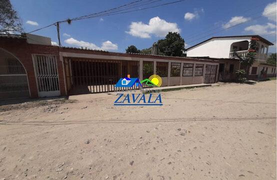 Casa en Bo. La Hoya, Juticalpa