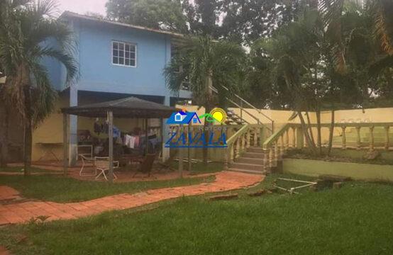 Casa ubicada Bo. La Trinidad, Catacamas
