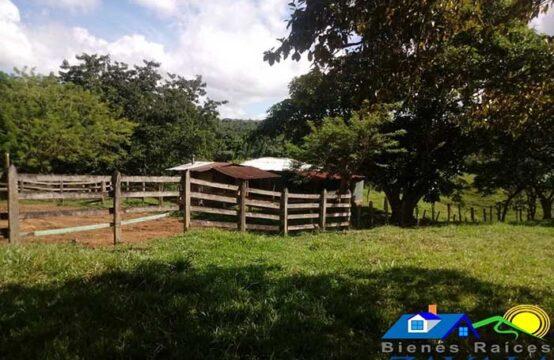 Propiedad de 165 manzanas, en Los Chorros, Rio Blanco