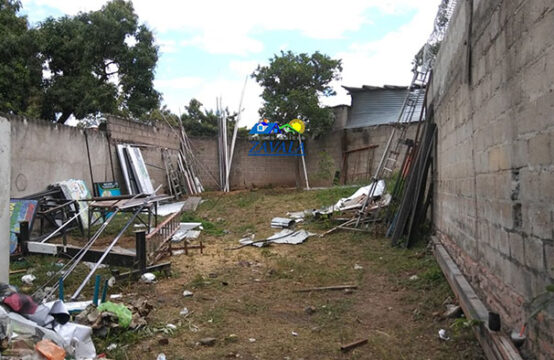 Terreno ubicado en Barrio La Hoya, Juticalpa