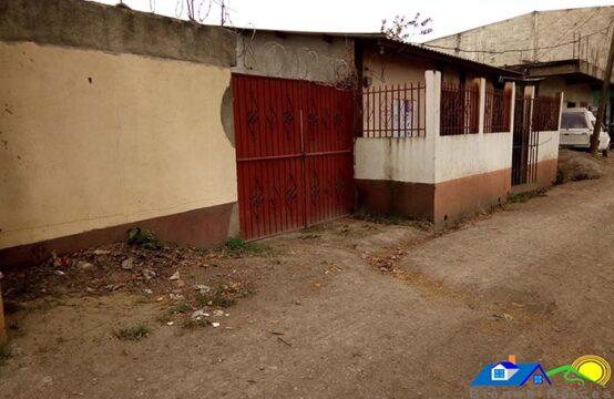 Casa en Barrio El Eden, Juticalpa