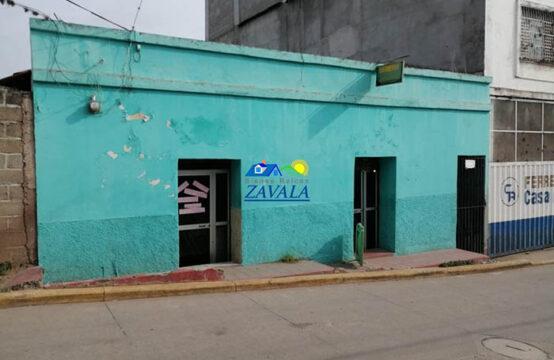 Propiedad en Bo. La Hoya, Juticalpa, a tan solo 2 cuadras de parque Las Flores