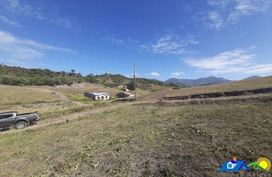 Terreno ubicado en Lomas del Valle, Juticalpa
