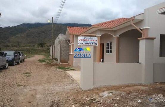 Casa en Residencial Villa Verde, Catacamas