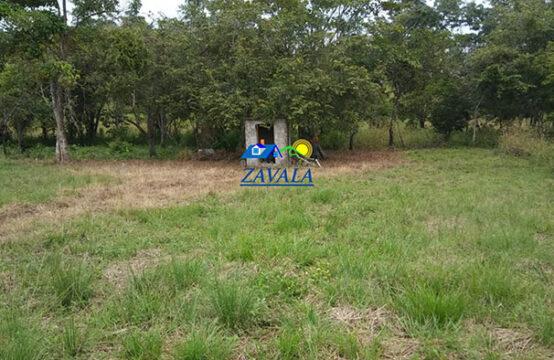Propiedad de110 Mnz ubicada en Zavala 18 km de Catacamas
