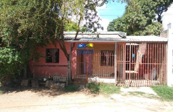 Casa ubicada en él Bo. La Trinidad, Catacama