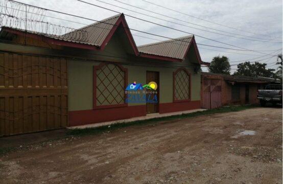 Casa en colonia El Edén, Juticalpa