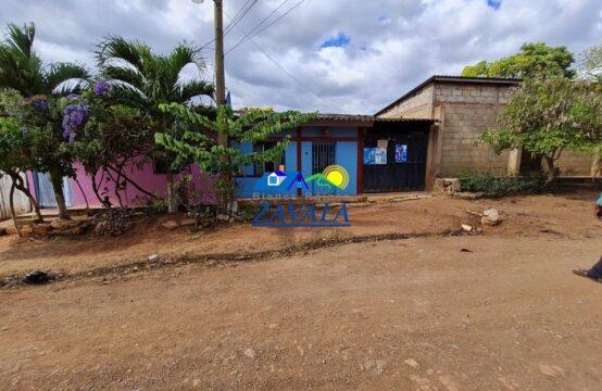 Casa en el Barrio Ojo de Agua, Catacamas