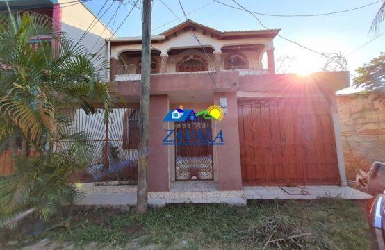 Casa en la Col. Miguel Barahona, Juticalpa
