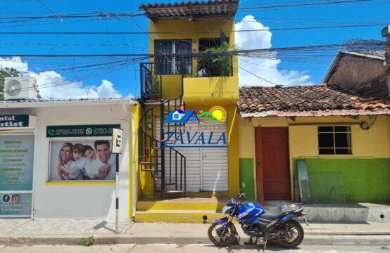 Local comercial de 2 niveles, en Juticalpa, Olancho