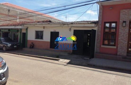 Casa en Barrio La Mora, Catacamas