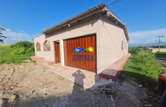 Casa ubicada en la Colonia Santa Clara, Juticalpa