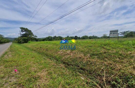 Terreno de 12mil Varas2 en la Col. Santa Clara, Catacamas